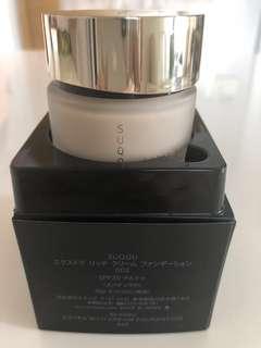 BRAND NEW SUQQU Extra rich cream foundation 002