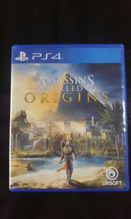 Ps4 Assassins creed origins(with dlcs)