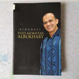 Biografi Syed Mokhtar Al Bukhary
