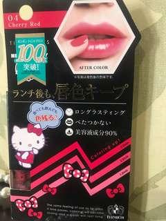 SANRIO hello kitty lipgloss