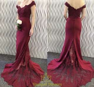 Prom dress/ evening gown. Size Xs to S