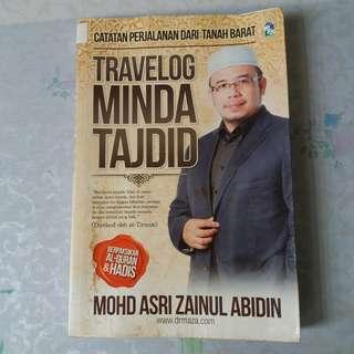 Travelog Minda Tajdid