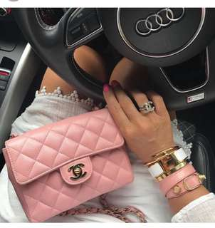 Chanel for the love 💗