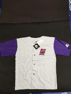 vintage nba nfl nhl mlb 老品 古著 starter 太陽 棒球衫