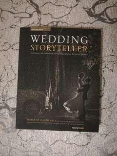 WEDDING STORYTELLER PHOTOGRAPHY BOOK