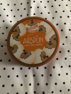 Coty Airspun Loose Face Powder - setting powder