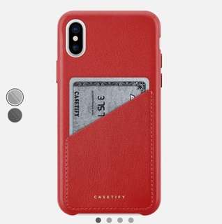 Casetify iphone 電話殼  💖可自訂名字