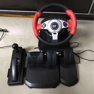 電腦 塞車 軚盤 方向盤 need for speed
