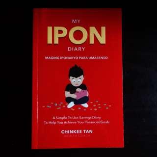 My Ipon Diary & Pulubi Diary (Signed Chinkee Tan Books)