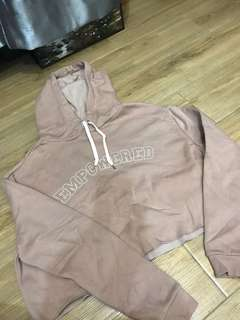 H&M empowered Hoodie