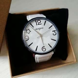 ⌚ Price Down❗香港原創品牌megan 女裝手錶 lady watch
