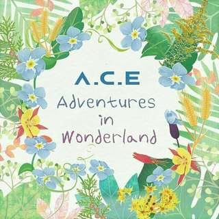 A.C.E - A.C.E ADVENTURES IN WONDERLAND (REPACKAGE ALBUM)