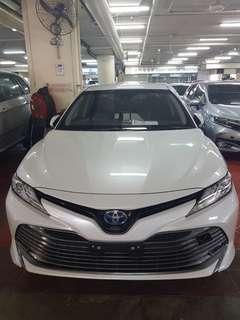 Toyota Camry Hybrid 2.5 Auto