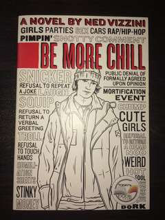 Be More Chill by Ned Vizzini