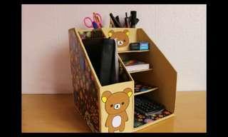 Desk Organizer/Drawer - MADE TO ORDER