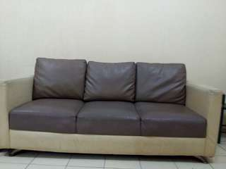 Sofa 3+1 seat bonus rice box