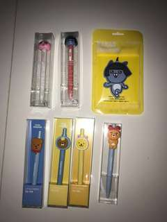 IMPORTED GEL PEN - KAKAO FRIENDS