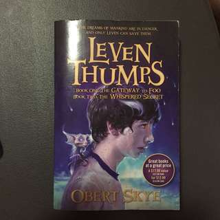 Leven Thumps by Obert Skye
