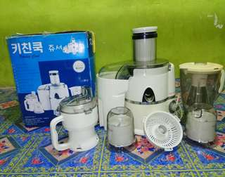 Blender Juicer 7in1