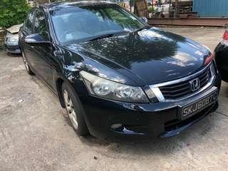 Honda accord 2.4 i vtec 2008 RM10,500
