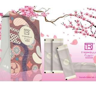 TREMELLA 4 BOX NEW PACKAGING Enzyme Premium - Japan Night Drink 100% Authentic 日本排毒酵素 [4 BOXES ]
