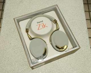 ZIK Parrot 藍牙降噪耳機 (金色)