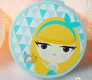 Cathy Doll Magic Oil Cut Mineral pact (translucent)