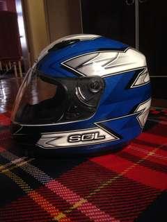 sol fullface helmet