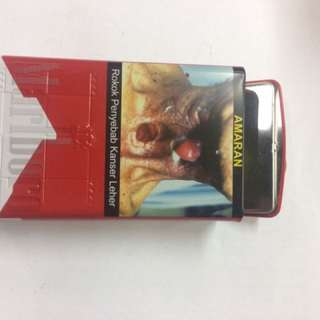 Marlboro Tin Box