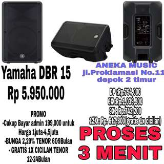 YAHAMA DBR 15