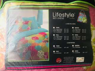 Complete beddings (king size)