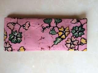 Kain Batik Tulis Juwana (Pink)