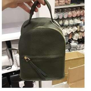 Japan Quality - Backpack Fashion Single Classic Miniso Tas Ransel