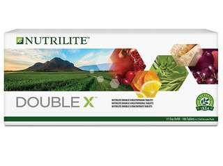 Nutrilite double X instock