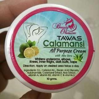 Tawas Calamansi All Purpose Cream