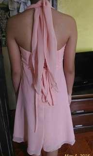 Carnation pink Cocktail Dress