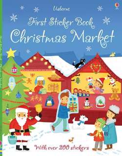 Usborne First Sticker Book : any 2 books