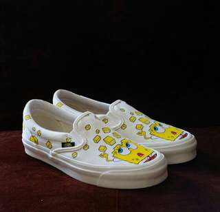 Vans Vault OG Slip On x Spongebob SquarePants