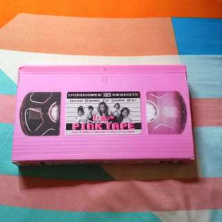 f(x) THE PINK TAPE ALBUM