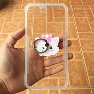 Xundd iphone 7/8 plus case with Iring