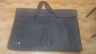 Canvas Bag for paintings/board presentation