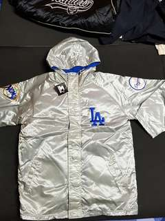 vintage 90s nba nfl nhl mlb 老品 古著 starter nomo 外套 兩件式 背心 + 外套