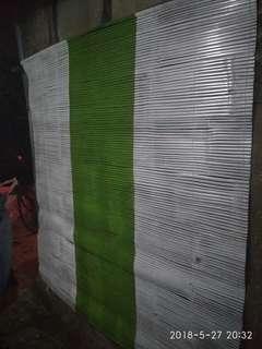 Dekorasi rumah tiray bambu super