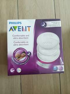 Avent disposable night breast pad