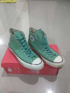Converse Original 100% 70s jaded green size 44