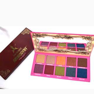 Jeffree Star Androgyny Palette Authentic