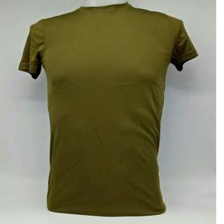 Athletic Dry Fit Shirt 8000 Unisex (Army Green)