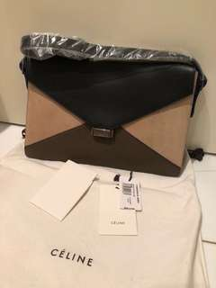 Celine Shoulder Bag/Clutch (2 Way)