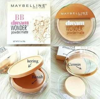 Maybelline BB powder/matte