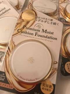 Fresh from JAPAN! TIARA Girl Premium Cushion Foundation with SPF 50!!!